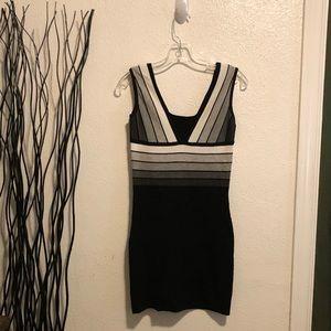 Arden B. Knit Body-Con Dress Size M